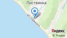 Listvyanka Club Grill & Restaurant на карте