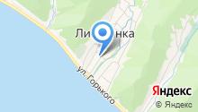Байкальский экспедиционный корпус на карте