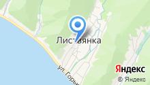 Байкальские терема на карте