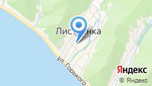 Даурия на карте