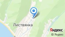 Театр авторской песни на Байкале на карте