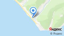 Аттракционы на карте