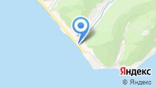 Старая пристань на карте