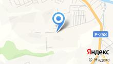 Пак на карте