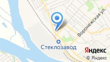 Pandora центр на карте