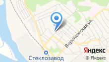 bizAPP на карте