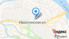 DOM-СLASS на карте