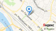 Kapous на карте