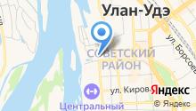 Кафе узбекской и европейской кухни на карте