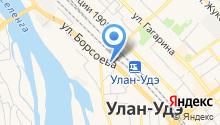 CLEAN Hostel на карте