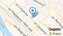Арс-Байкал на карте