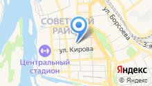 1000 адресов на карте