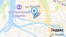 Улан-Удэнская и Бурятская епархия на карте
