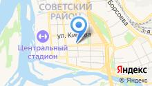 Отдел судебных приставов по Советскому району г. Улан-Удэ на карте