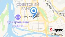 Центральная городская библиотека им. И.К. Калашникова на карте