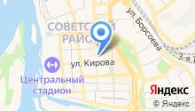 Lidisha на карте