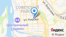 Megapolis на карте