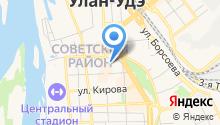 Mongol-Бистро на карте