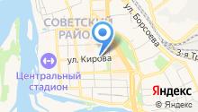 Улан-Удэнский городской отдел на карте