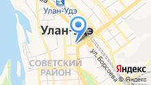 Общественная приемная депутата Государственной Думы Будуева Н.Р. на карте