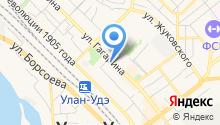 NetWork на карте