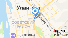 Русские самоцветы на карте