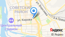 Dari на карте