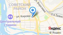 CHЁLKA на карте