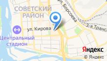 City Class на карте