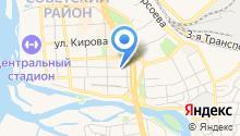 Япоша Роллов на карте