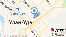 BikeService на карте