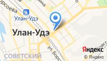 ATM-POS на карте