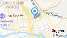 Адвокатский кабинет Меньшиковой Е.А. на карте