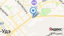 Personaliti на карте