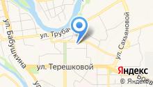 ASON на карте