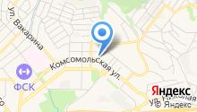 Байкал-Транс на карте