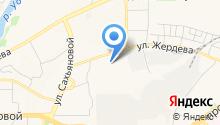 Baikal туристик на карте