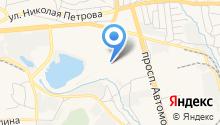 DPD на карте