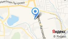 DoorHan на карте