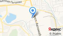 AGir-Soft на карте