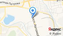 PROFICLEAN на карте