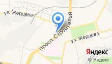 3D Object на карте