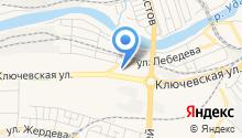 JapanTrek на карте