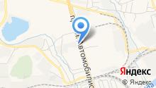 HondaVod на карте