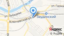 LAT-авто на карте