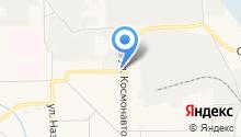 АвтоМагСервис на карте