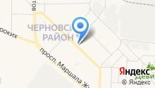 АвтоКласс на карте