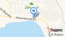 TransNaviCon на карте