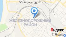 СТО на ул. Ватутина на карте