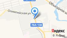 Авто.ком на карте